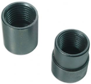 Laser 3291 Locking Wheel Nut Remover 2 piece
